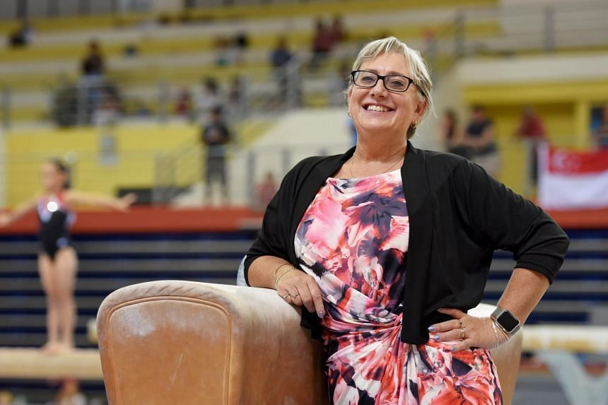 Singapore Gymnastics general manager Karen Norden clarified that GymFest, scheduled to take place on Nov 5, had instead been postponed till next year.