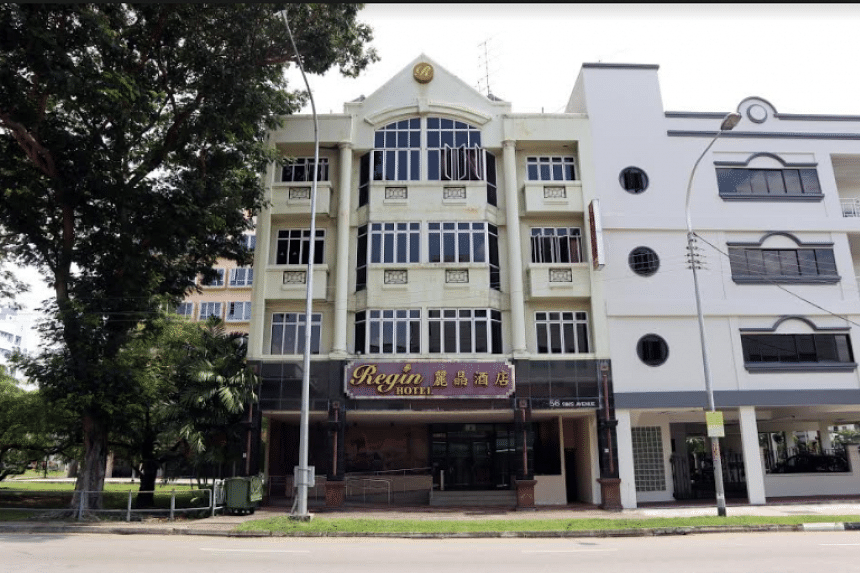 The budget hotel can be turned into a themed boutique hotel or a hip and trendy hostel.