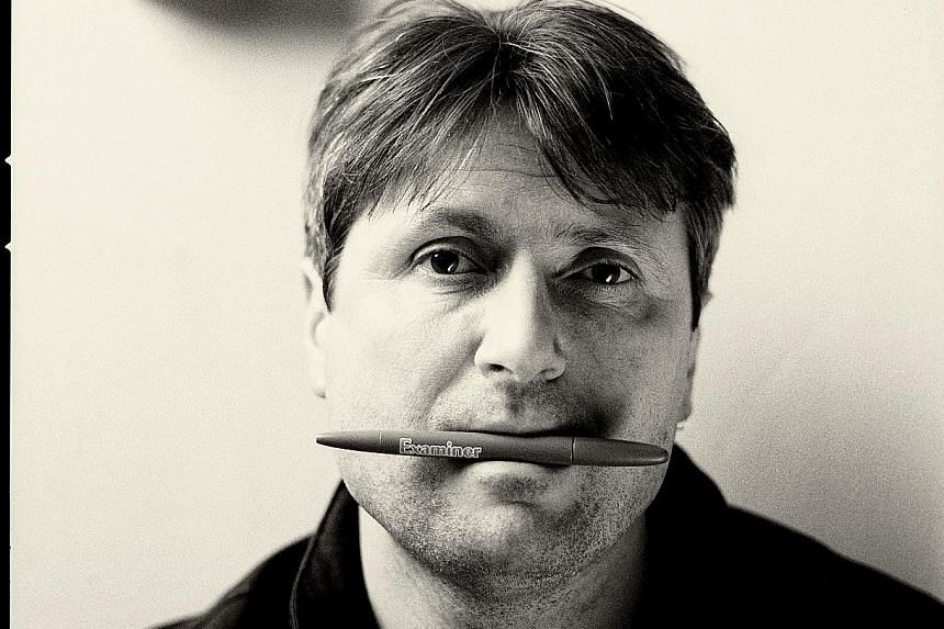 British poet Simon Armitage (left) was elected as Oxford Professor of Poetry - one of the most highly regarded positions for a poet in Britain, after the Poet Laureate - two years ago.