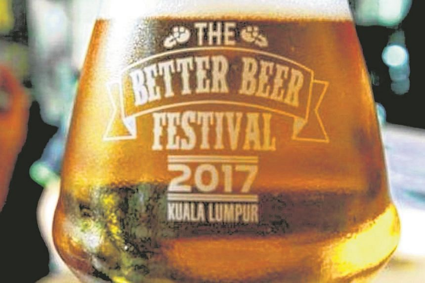 Malaysia's national police chief Mohamad Fuzi Harun said the terror threat on the beer festival, which was planned for Oct 6 and cancelled after protests from religious groups, was real.