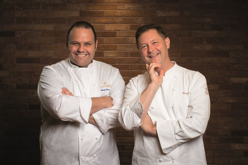 Celebrity chefs Roberto and Enrico Cerea, the culinary stars behind RWS' Fratelli, let their Italian tradition flourish through their dishes.