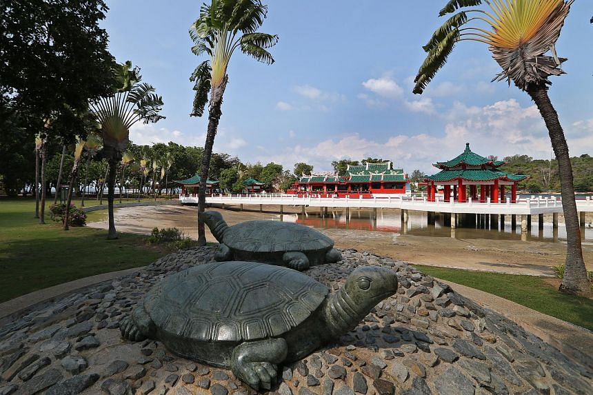 Thousands of devotees are expected at the Da Bo Gong, or Tua Pek Kong, temple on Kusu Island during the Kusu pilgrimage season from Friday to Nov 17.