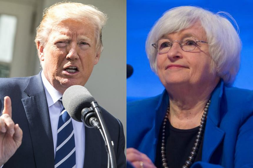 Donald Trump will meet US Federal Reserve chair Janet Yellen to discuss a potential renomination to head the central bank.