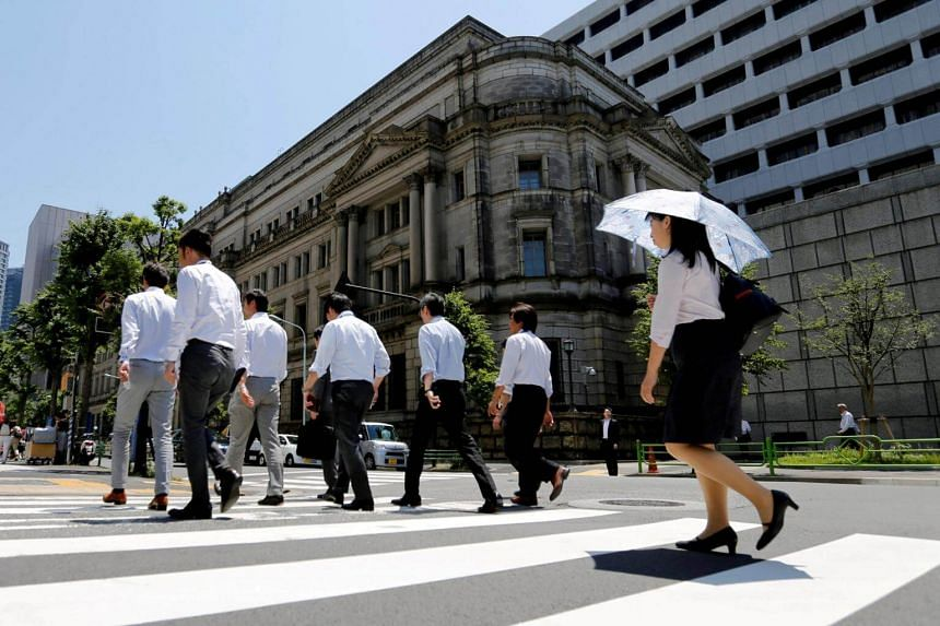 The findings were from a survey conducted by BOJ in April on megabanks, local banks, as well as trust banks and credit associations, according to Nikkei Asian Review.