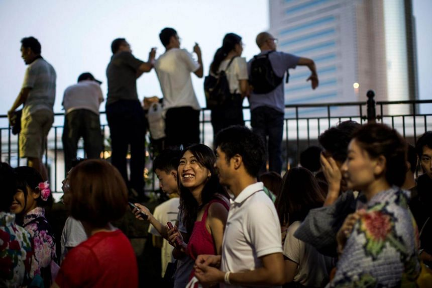 Only 32 per cent of respondents aged 18 to 29 are displeased with the state of Japanese democracy compared to about one in two of those aged 30 and older.