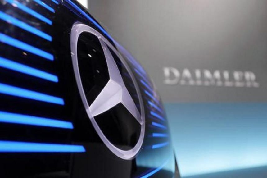 Carmaker Daimler is recalling more than a million vehicles, including some 400,000 Mercedes-Benz cars in Britain, and 495,000 more in US.
