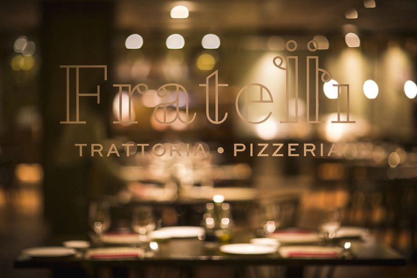 Try a variety of flavours at Fratelli's all-day pizzeria or tuck in to classic, hearty Italian dishes at dinner service.