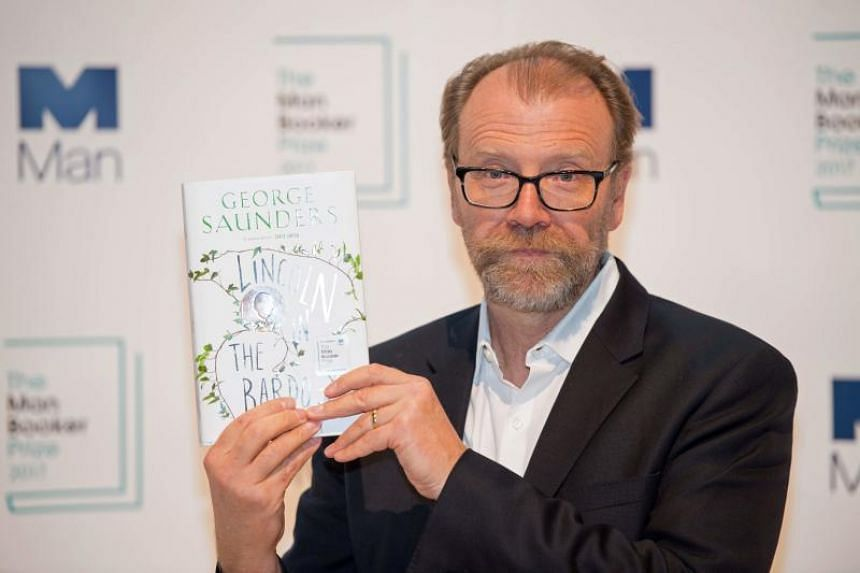 US author George Saunders was the bookmakers' favourite to take the world's most prestigious English-language literary award.