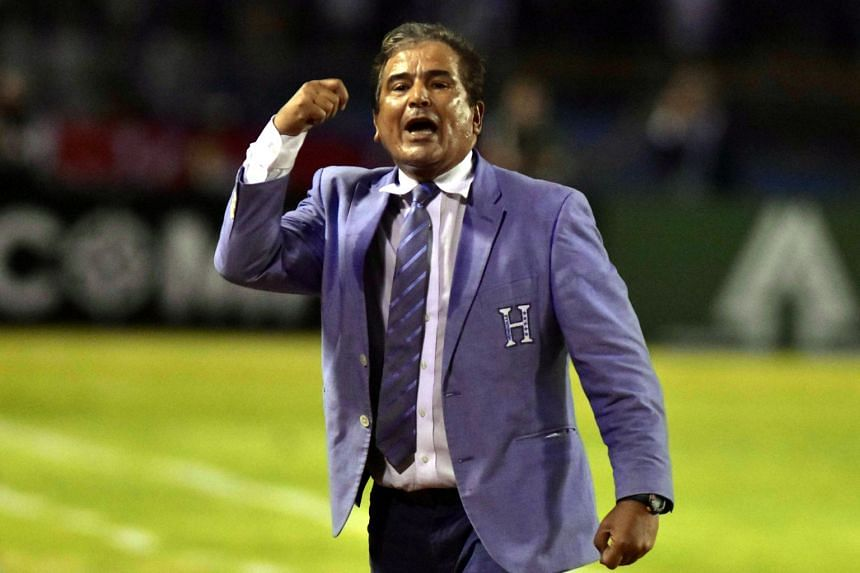 """It's inhumane of Fifa to put the dates so close with such a long trip in between them,"" Honduras coach Jorge Luis Pinto said in quotes that were widely reported in Honduras on Monday (Oct 16)."