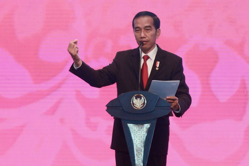 Mr Joko has attempted to wean the country off commodities and push investment in value-added manufacturing and services to emulate the success of countries like South Korea.