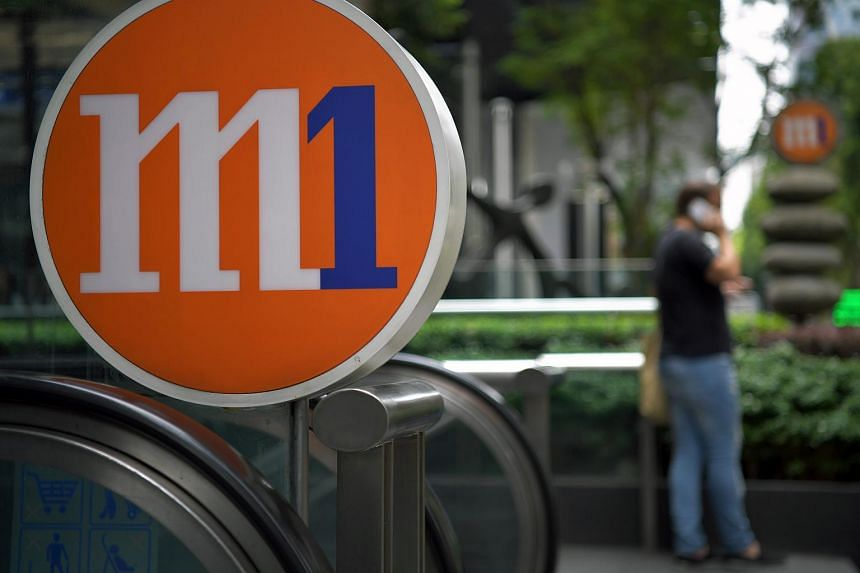 M1 said it expects a decline in net profit after tax for the full year 2017, based on current outlook and barring unforeseen circumstances.