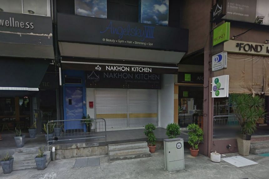 Nakhon Kitchen at Holland Village had accumulated 12 demerit points over the last 12 months, along with a fine amounting to $800, for its failure to register an assistant and for rodent infestation.
