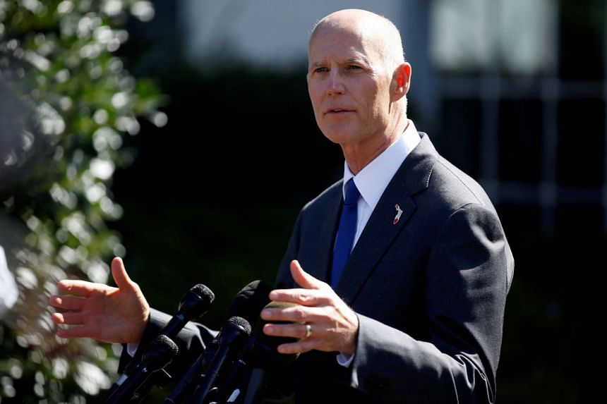 """This executive order is an additional step to ensure that the University of Florida and the entire community is prepared so everyone can stay safe,""  Florida Governor Rick Scott said."