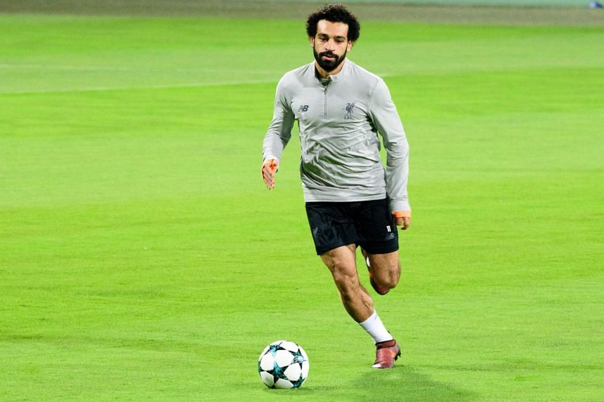 Since joining Liverpool for a then-club record £39 million (S$70 million) from Roma in June, Mohamed Salah has quickly won over the doubters with six goals in 12 appearances.