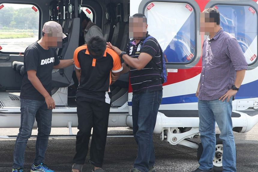 One of three men arrested last week in the Malaysian state of Kelantan who were plotting to attack the now-cancelled Better Beer Festival in Kuala Lumpur. Inspector-General of Police Mohamad Fuzi Harun said the suspects arrested were a 19-year-old st