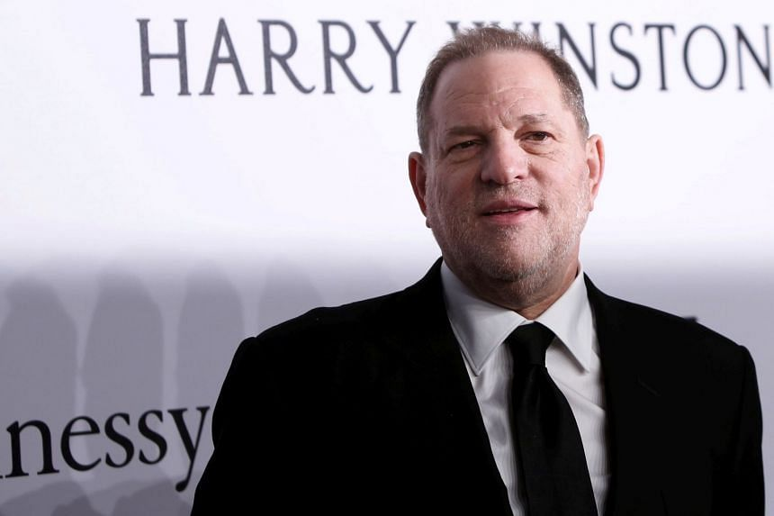 The company now is trying to chart a future without Harvey Weinstein (above).