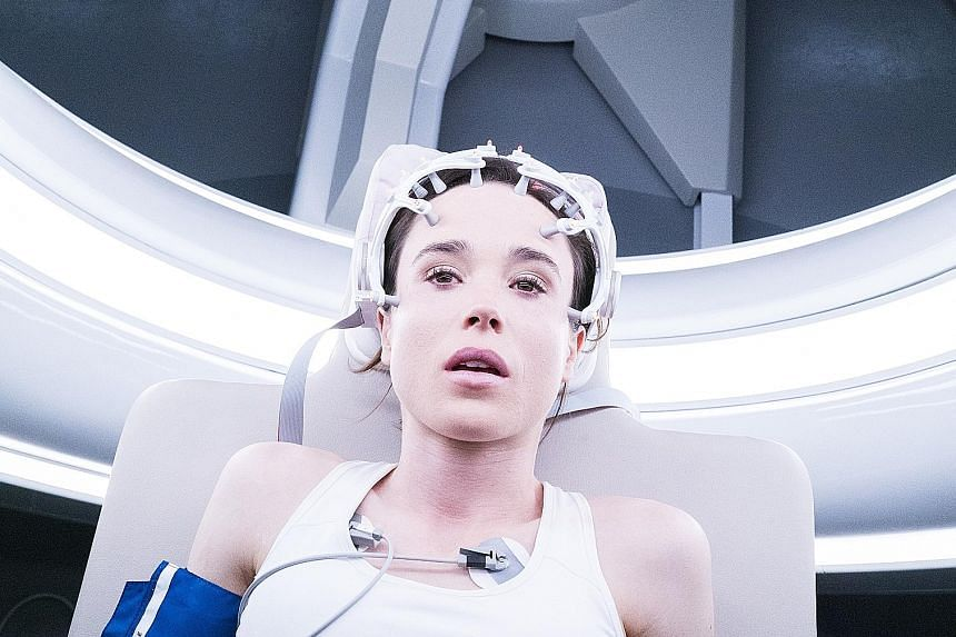 Ellen Page stars in a remake of 1990 science-fiction movie Flatliners.