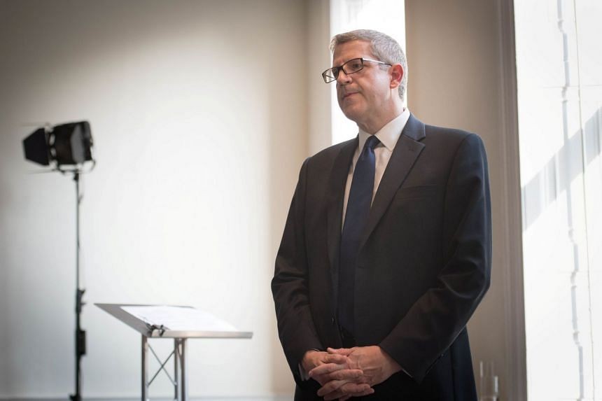 MI5 chief Andrew Parker said the threat was at the highest tempo he had seen in 34 years of espionage, after four militant attacks this year that killed 36 people in Britain.