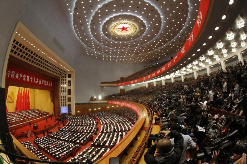 """President Xi Jinping said that shuanggui, the practice of secretive interrogations, will be replaced by """"detention""""."""