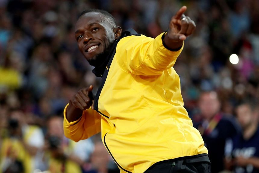 Usain Bolt has been enlisted to send the field off for the pre-race formation lap at the Circuit of the Americas in Austin, Texas.