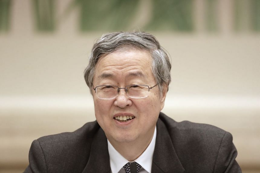 China's central bank governor Zhou Xiaochuan said on Thursday (Oct 19) that he is likely to retire soon.