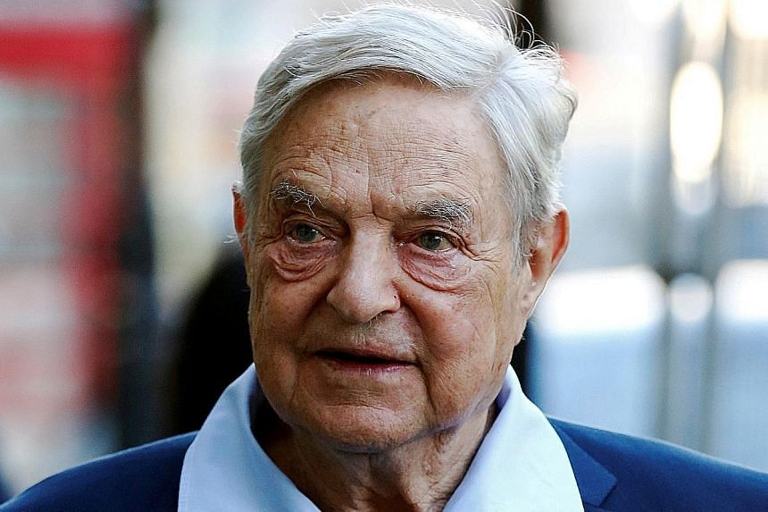 As his fortune grew, Mr George Soros began funding efforts to promote democracy. His political focus has also made him a target of the right.