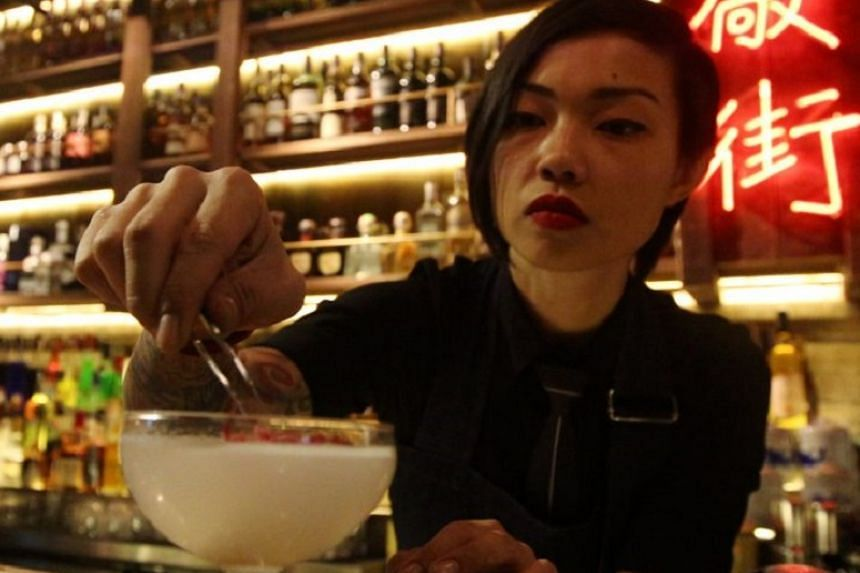 Angel Ng of PS150 has been nominated for the Ada Coleman Award and Bartender of the Year award.