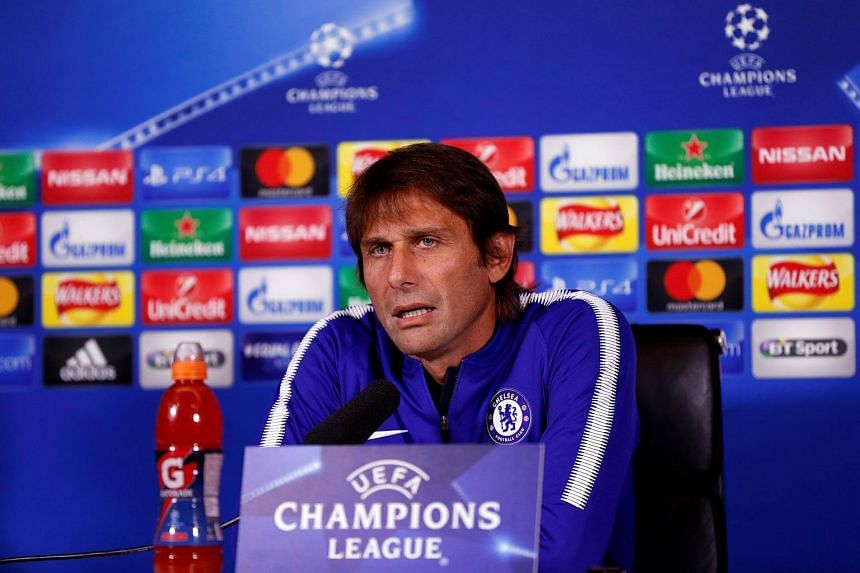Chelsea boss Conte has repeatedly mentioned his team's injury problems during their winless run.