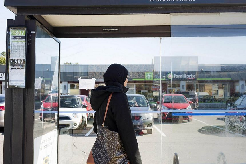 The Quebec provincial legislature on Wednesday barred people who are wearing face coverings from receiving public services or working in government jobs, a move that opponents criticised as unfairly targeting Muslims.