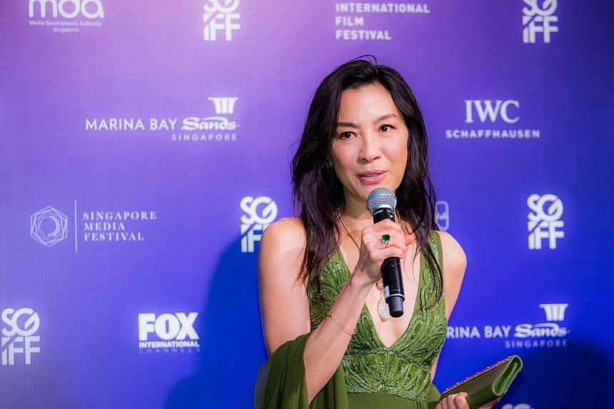 Michelle Yeoh said she knew Harvey Weinstein was a bully and not always honourable.