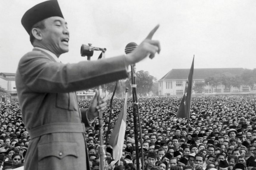 Declassified US documents showed that the US was aware of the anti-Communist purge in Indonesia between 1965 and 1966, during the reign of then President Sukarno (pictured).