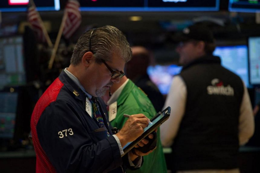 US stocks have barreled to repeat records in recent weeks on expectations for strong corporate earnings and tax cuts under President Donald Trump.