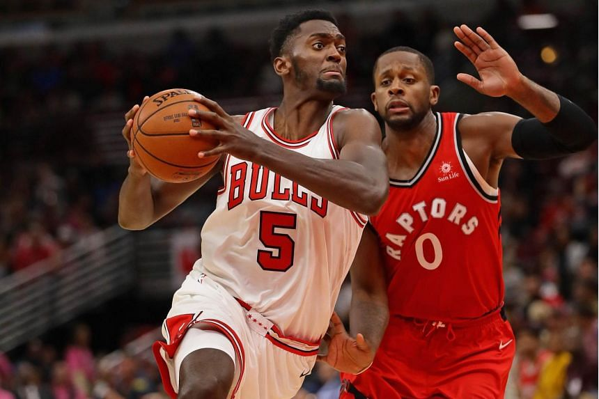 Chicago Bulls forward Bobby Portis was suspended eight games by the National Basketball Association (NBA) franchise on Wednesday (Oct 18), a day after punching team-mate Nikola Mirotic at practice and breaking his jaw.