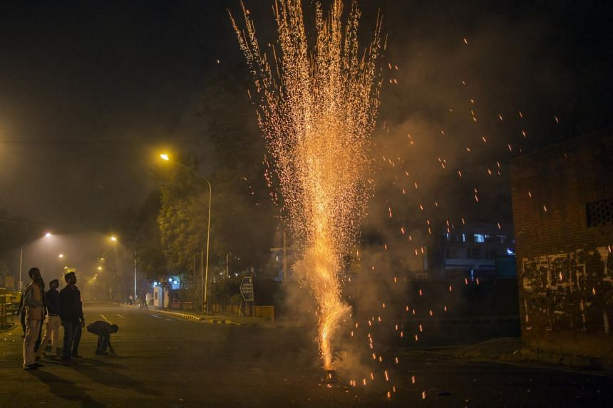 Deepavali is traditionally celebrated by lighting lamps but has metamorphosed into a grand show of fireworks, sparking pollution and controversy.