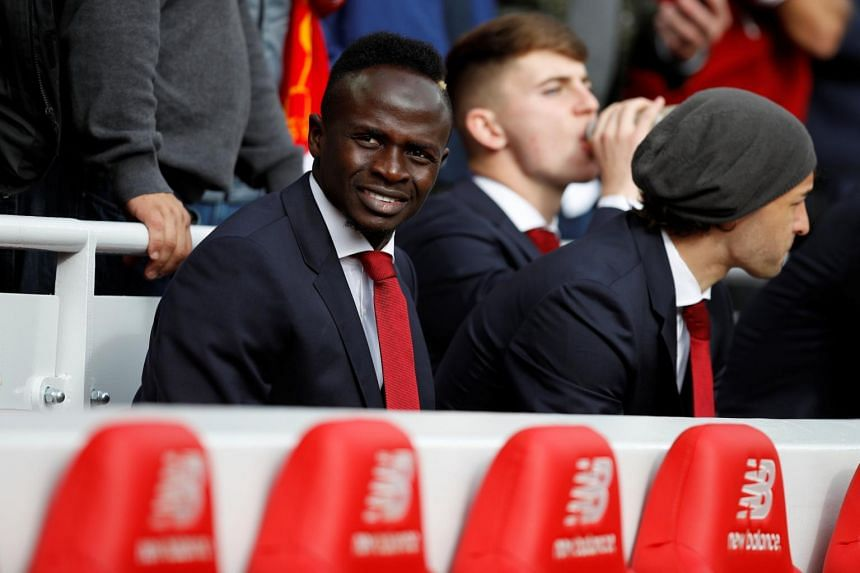 Sadio Mane was among 25 players named by coach Aliou Cisse for crucial back-to-back fixtures with South Africa.