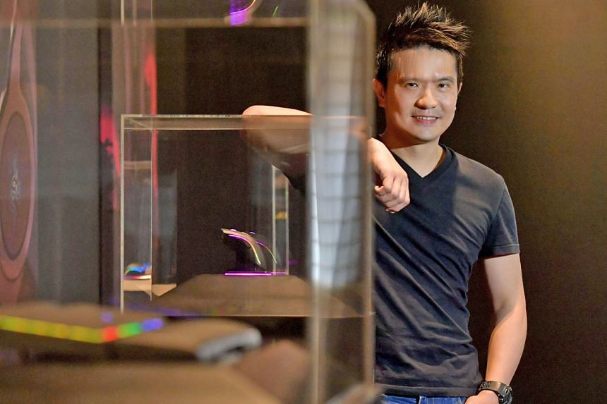 """Razer's Singaporean CEO Tan Min-Liang confirmed in a recent interview with CNBC that the gaming company is working on a mobile device """"specifically geared towards gaming and entertainment""""."""