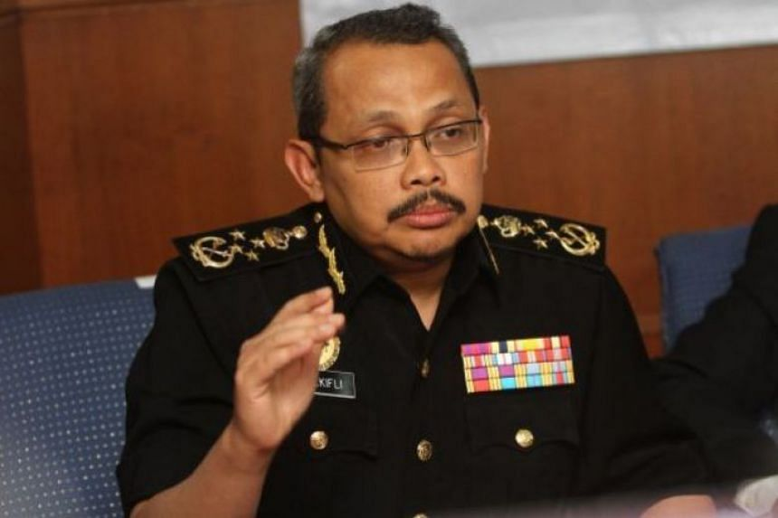MACC chief Dzulkifli Ahmad addressed for the first time on Oct 19 about the rumours of his alleged extramarital affair, saying he would not succumb to personal attacks.