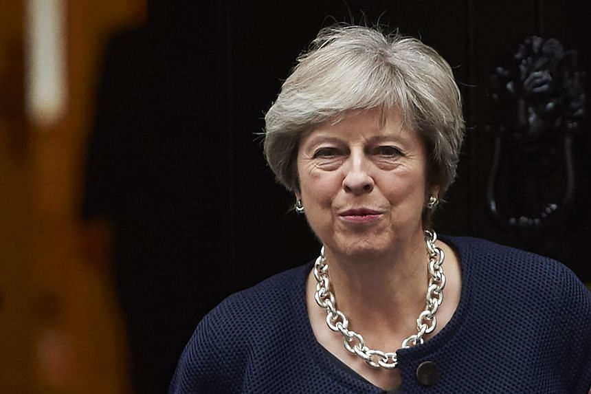 British Prime Minister Theresa May will promise on Thursday (Oct 19) to make it as easy as possible for European Union citizens living in Britain to stay after Brexit, trying to unlock stalled talks that have spurred calls for her to walk away.
