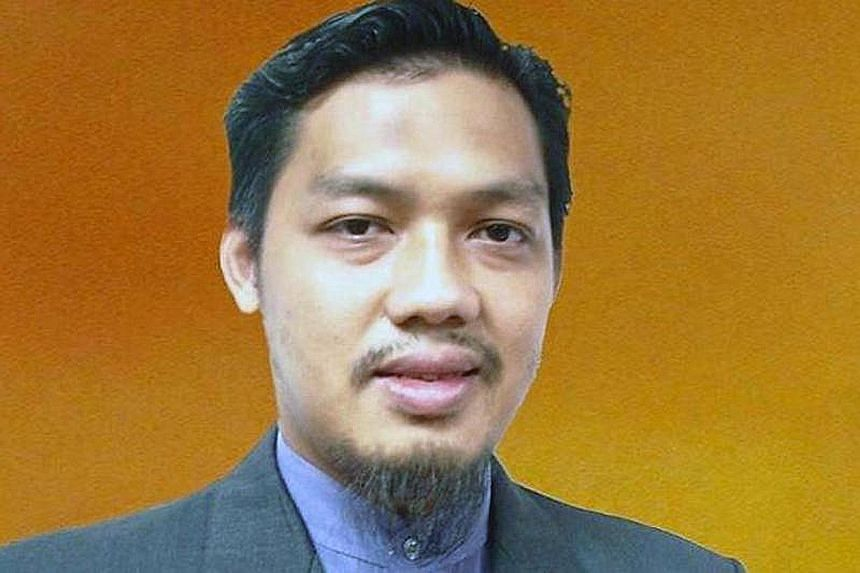 Former lecturer Mahmud Ahmad was tipped to become the ISIS point man in South-east Asia.