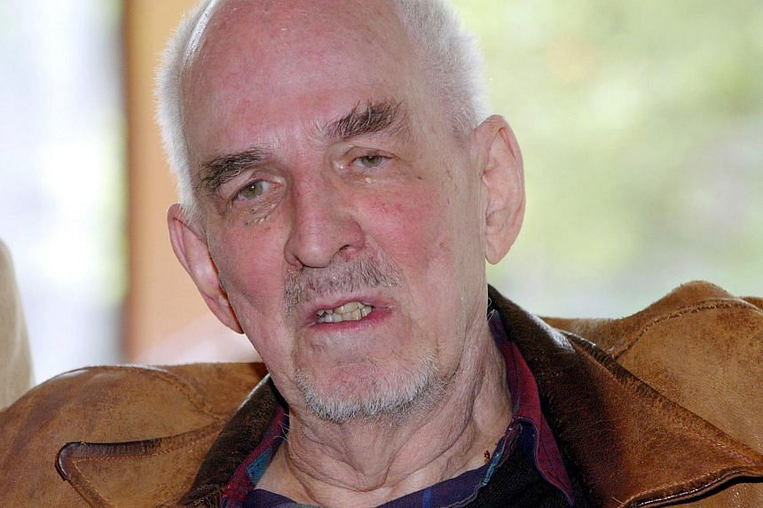 A file photo of legendary Swedish movie director and playwright Ingmar Bergman in Stockholm, on June 2, 2003.
