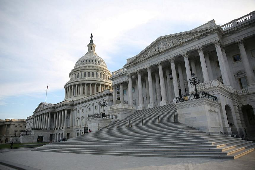 The US Senate voted on Thursday (Oct 19) to approve a budget blueprint for the 2018 fiscal year that will pave the way for Republicans to pursue a tax-cut package without Democratic support.