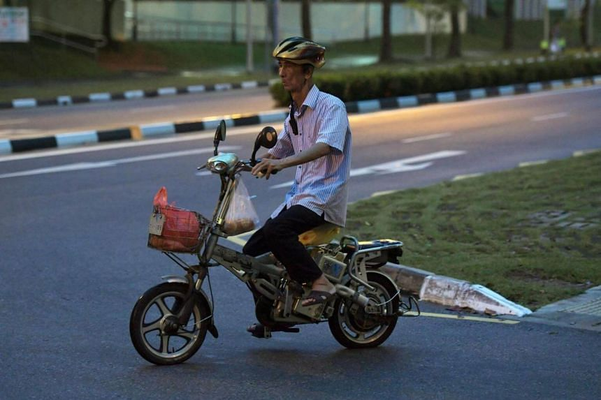 Coroner Marvin Bay said on Friday (Oct 20) that power-assisted bicycle riders must always ride defensively and assume that drivers of larger motor vehicles cannot see them.