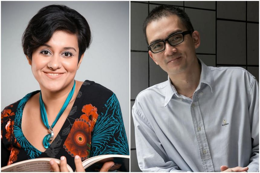 Straits Times arts correspondent Akshita Nanda and assistant news editor at The New Paper Andre Yeo will be vying for the Epigram Books Fiction Prize 2017.