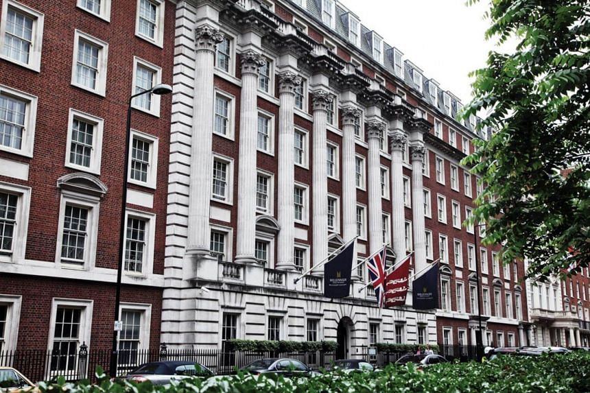 The Millennium Hotel Mayfair in Grosvenor Square, London, is one of M&C's portfolio of 137 hotels in 27 countries.
