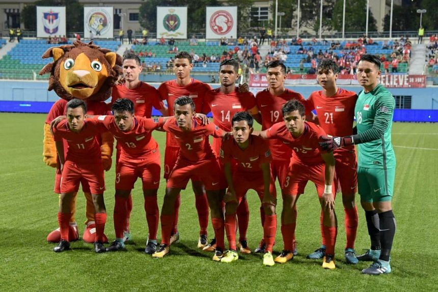 The Lions will face Lebanon in an international friendly on Nov 9 in the lead-up to the 2019 Asian Football Confederation (AFC) Asian Cup Qualifier against Bahrain on Nov 14.