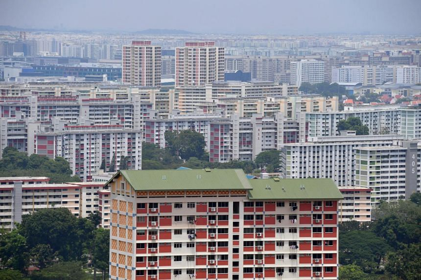 The time it takes to buy or sell a resale flat will be cut from 16 weeks to about eight from next year, with a revamped HDB resale portal.