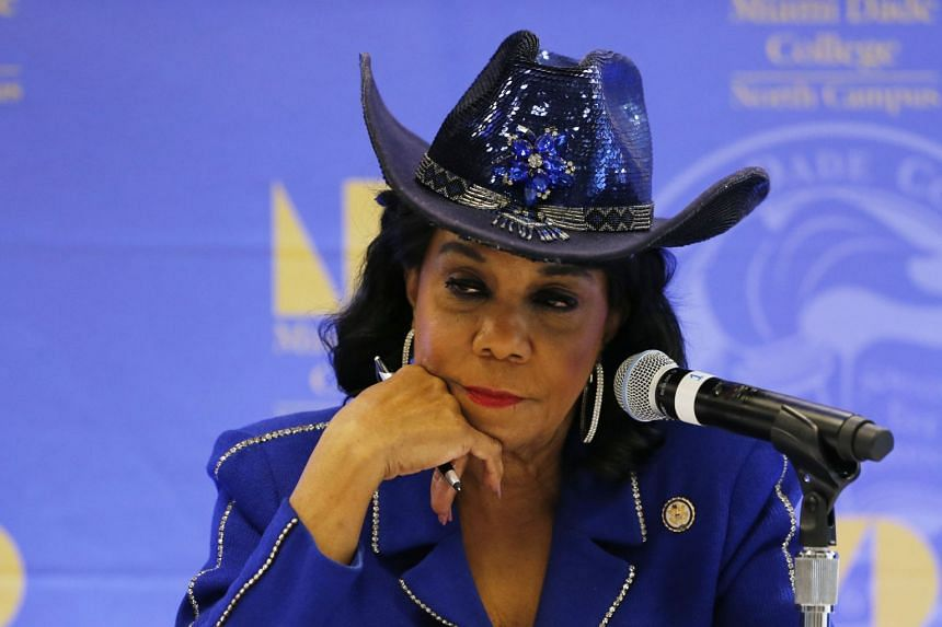 The response from Frederica Wilson was the latest in a series of political attacks between the representative and the White House.