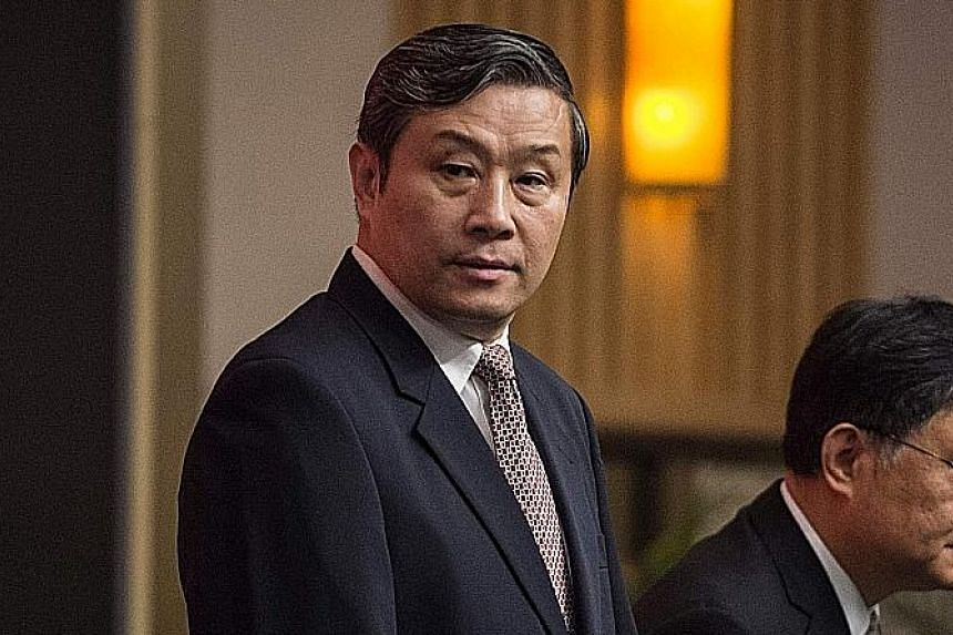 Mr Sun Zhijun, deputy chief of the CCP's publicity department, noted China's success on the world stage not only in helping to boost economic growth but also in tackling challenges like cyber security and climate change.