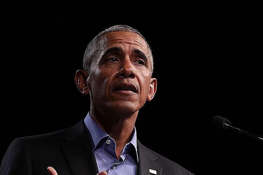 Mr Barack Obama