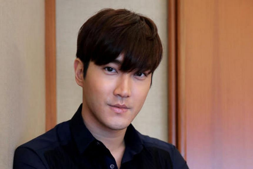 K-pop boy band Super Junior Choi on Saturday (Oct 21) apologised over the death of a renowned restaurateur who died after being attacked by his family's pet dog.
